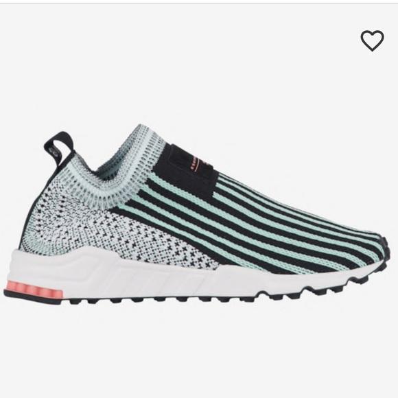 adidas EQT Support Sock Primeknit Shoes Black | adidas Turkey